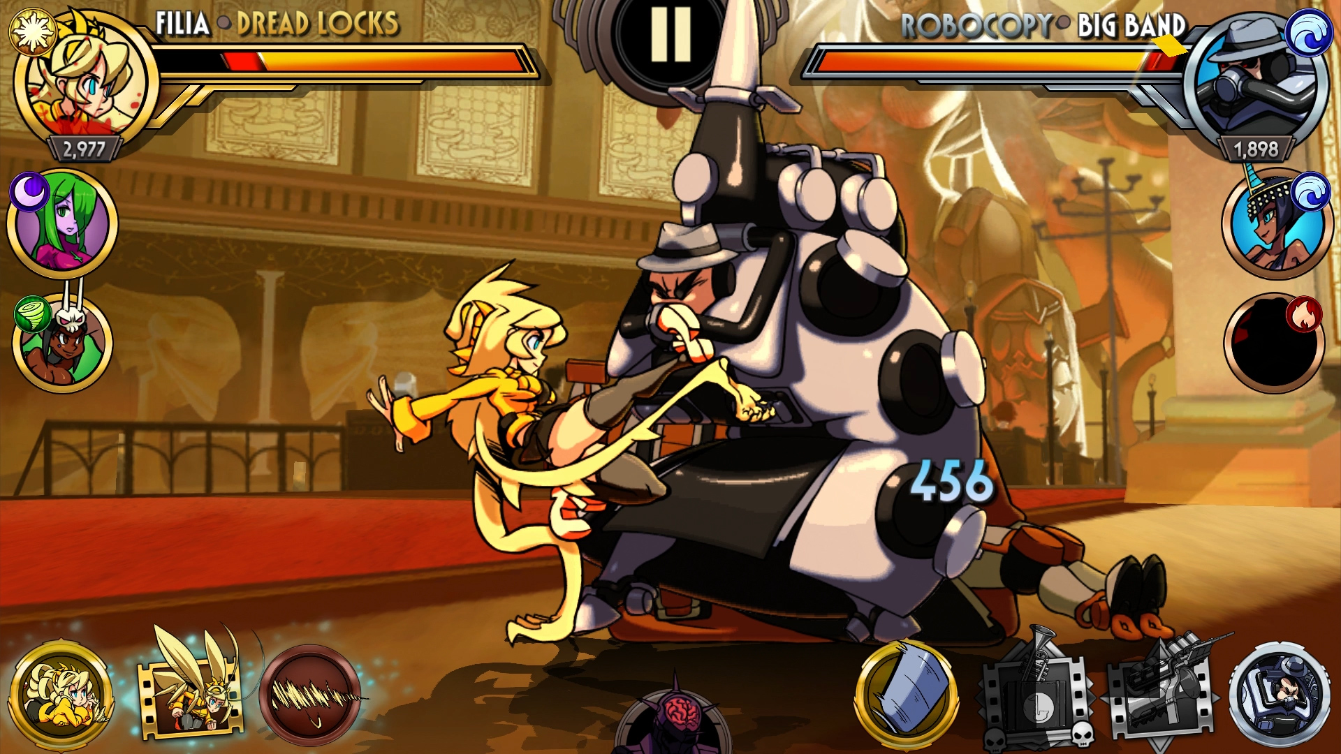 Mobile Version of 'Skullgirls' Fighting Game Hits the App Store