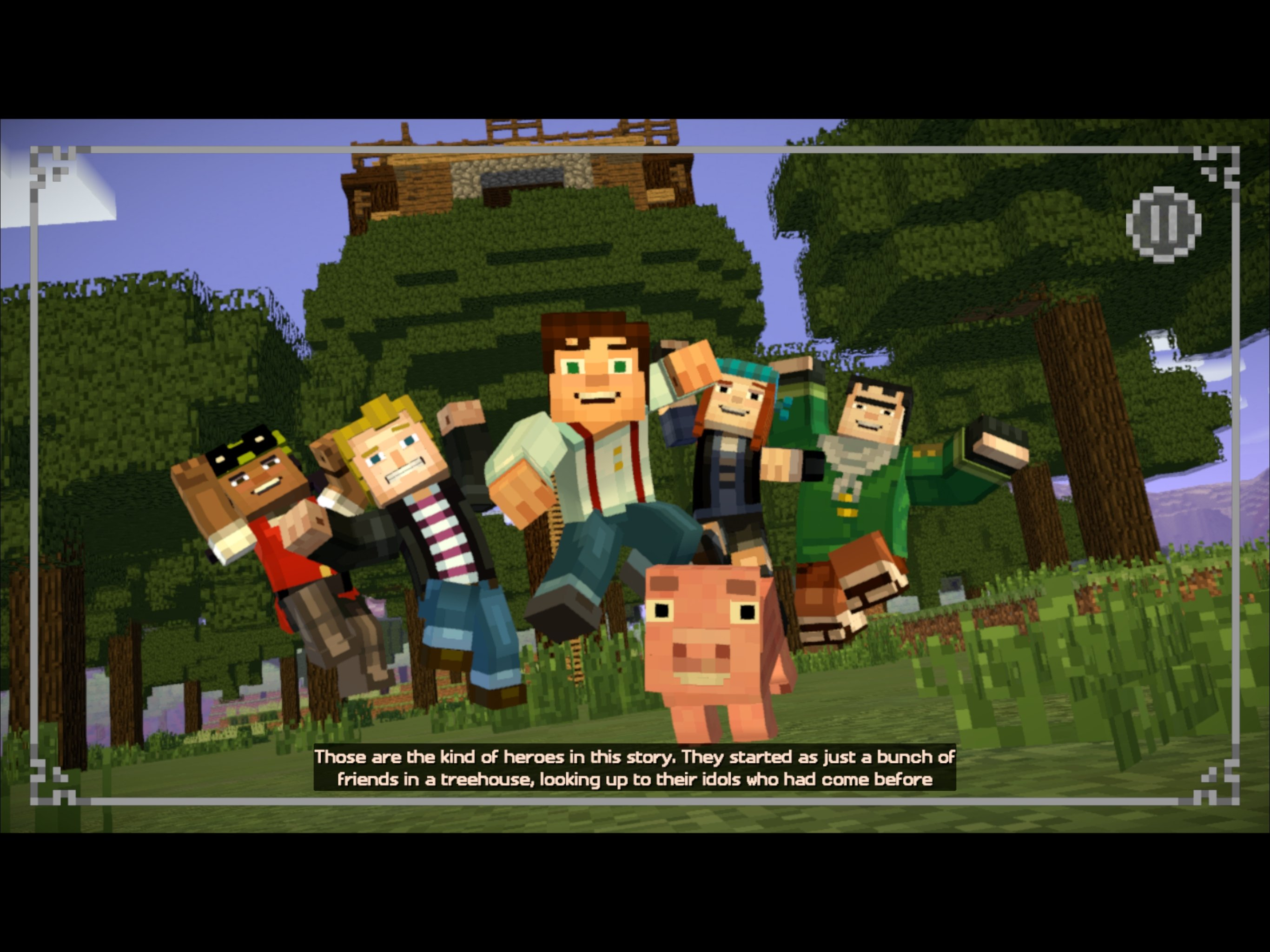 Minecraft Story Mode Season 2 Episode 3 Review Can We Stop