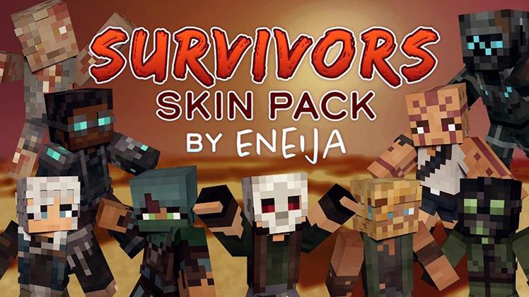 minecraft pocket edition demo skins