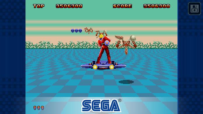 'Space Harrier II' y 'Crazy Taxi' se convierten en títulos de Sega Forever Plus, además de actualizaciones de emulación mejoradas junto con la venta de IAP sin publicidad 2