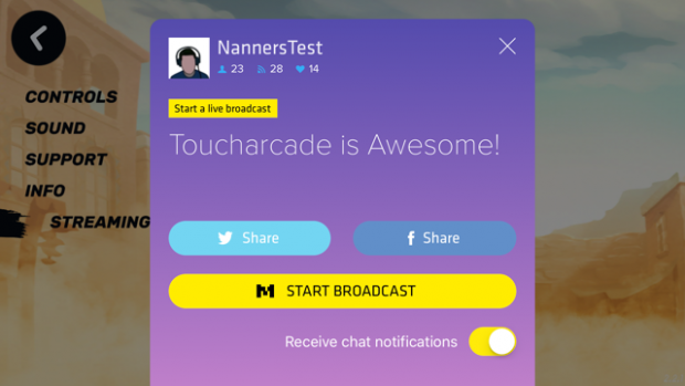 How to Natively Live Stream iOS Games on Twitch, YouTube, Mobcrush
