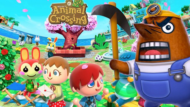 animal crossing new game 2017
