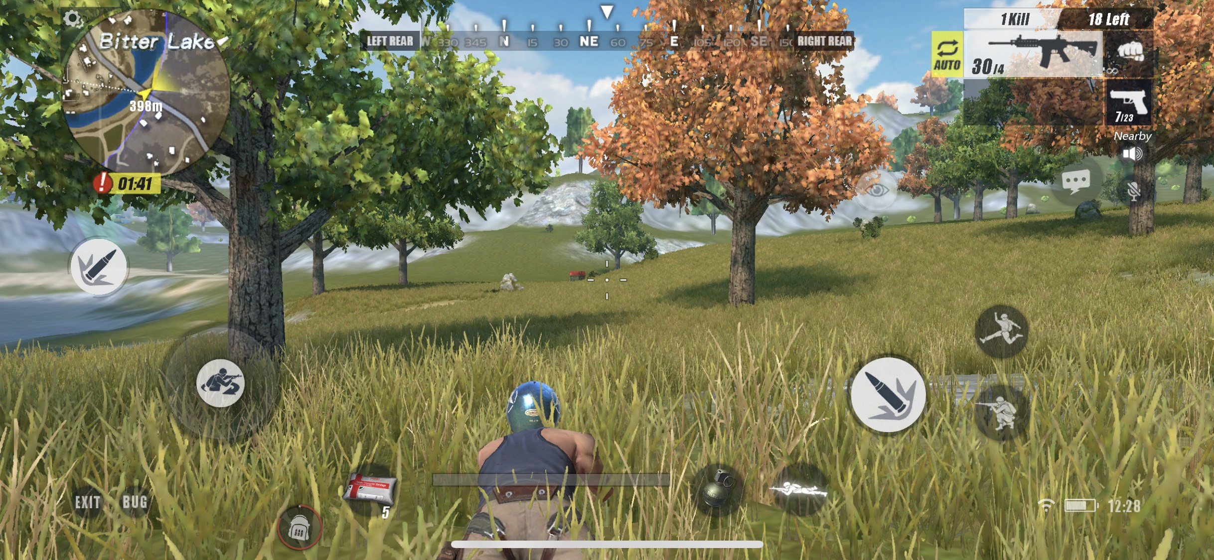 how to play rules of survival in steam
