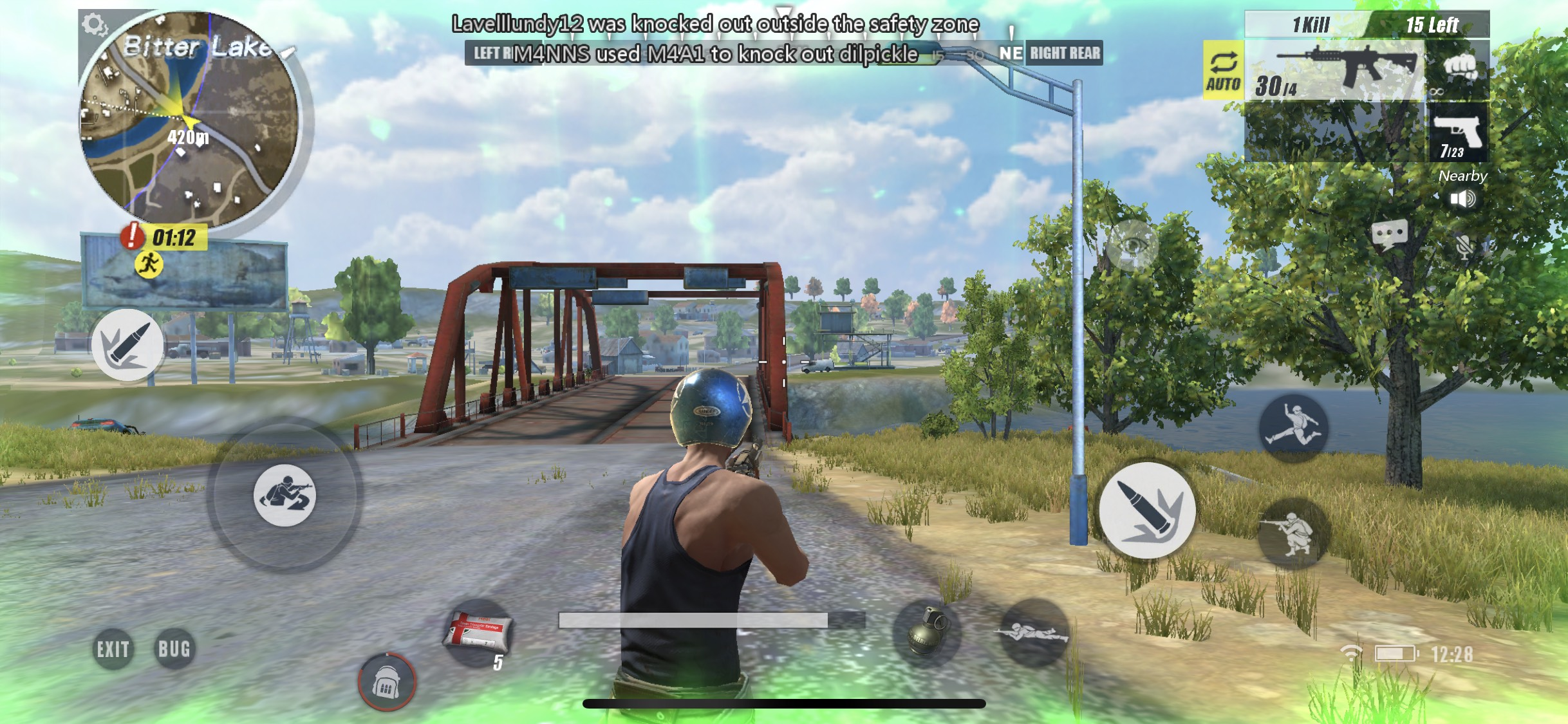 cheat rules of survival android
