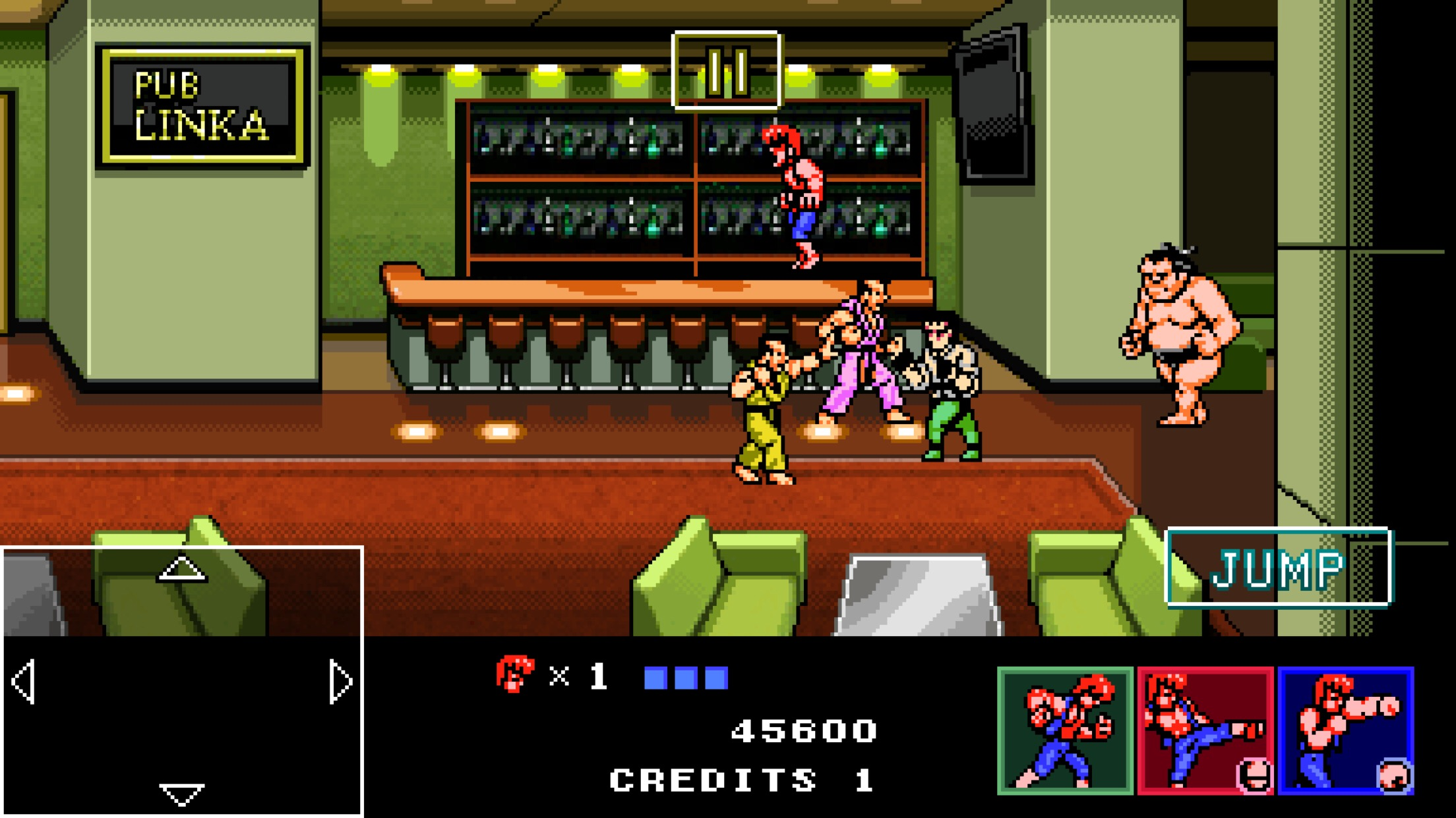 Double Dragon 4 Review A Pass From The Past Toucharcade