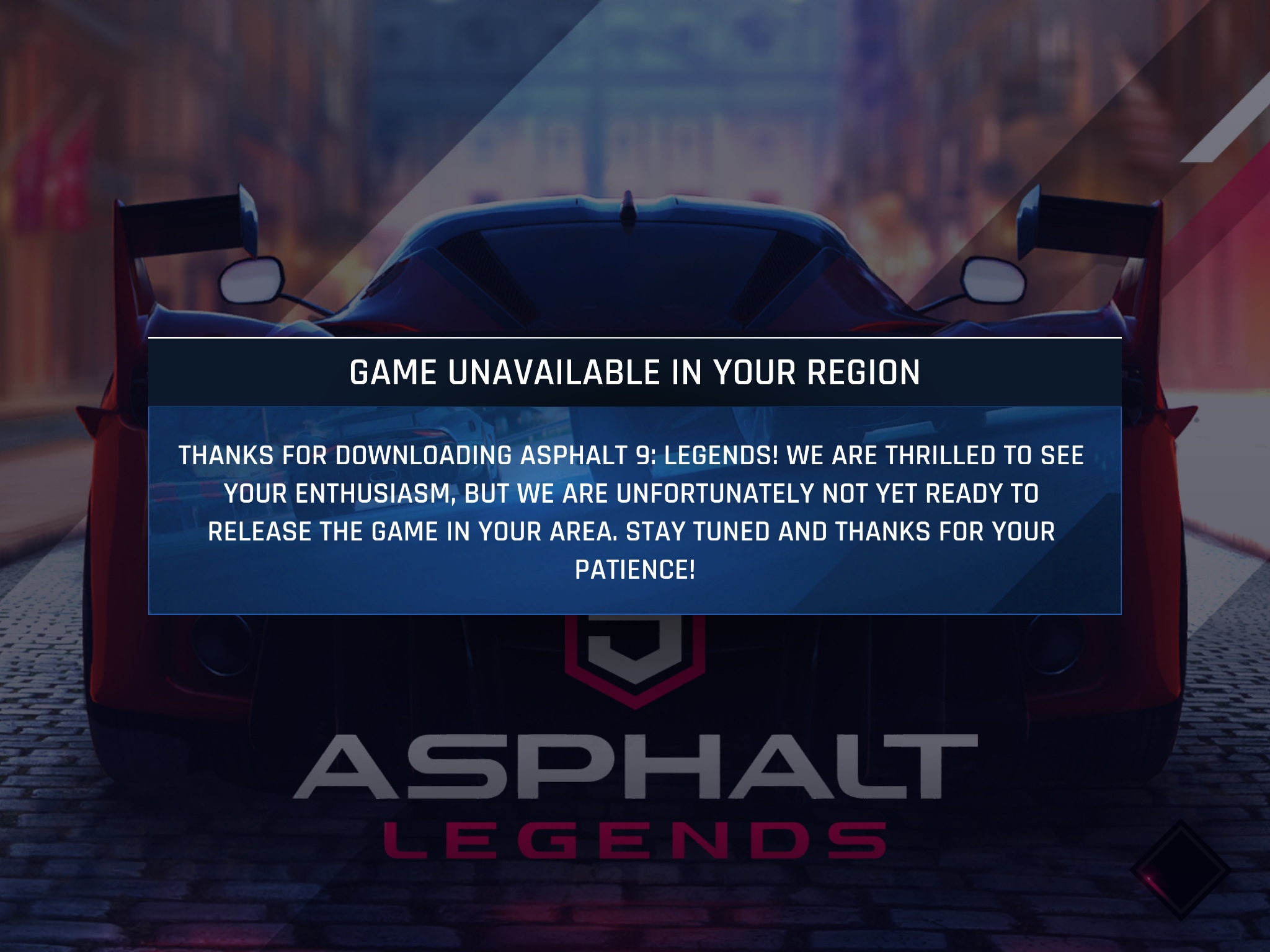 Asphalt 9: Legends Guide – How to Download the Soft Launch