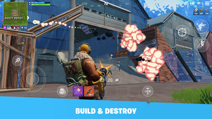 Out Now GDC Make-Up Edition: 'Fortnite', 'PUBG Mobile', 'Shadowgun