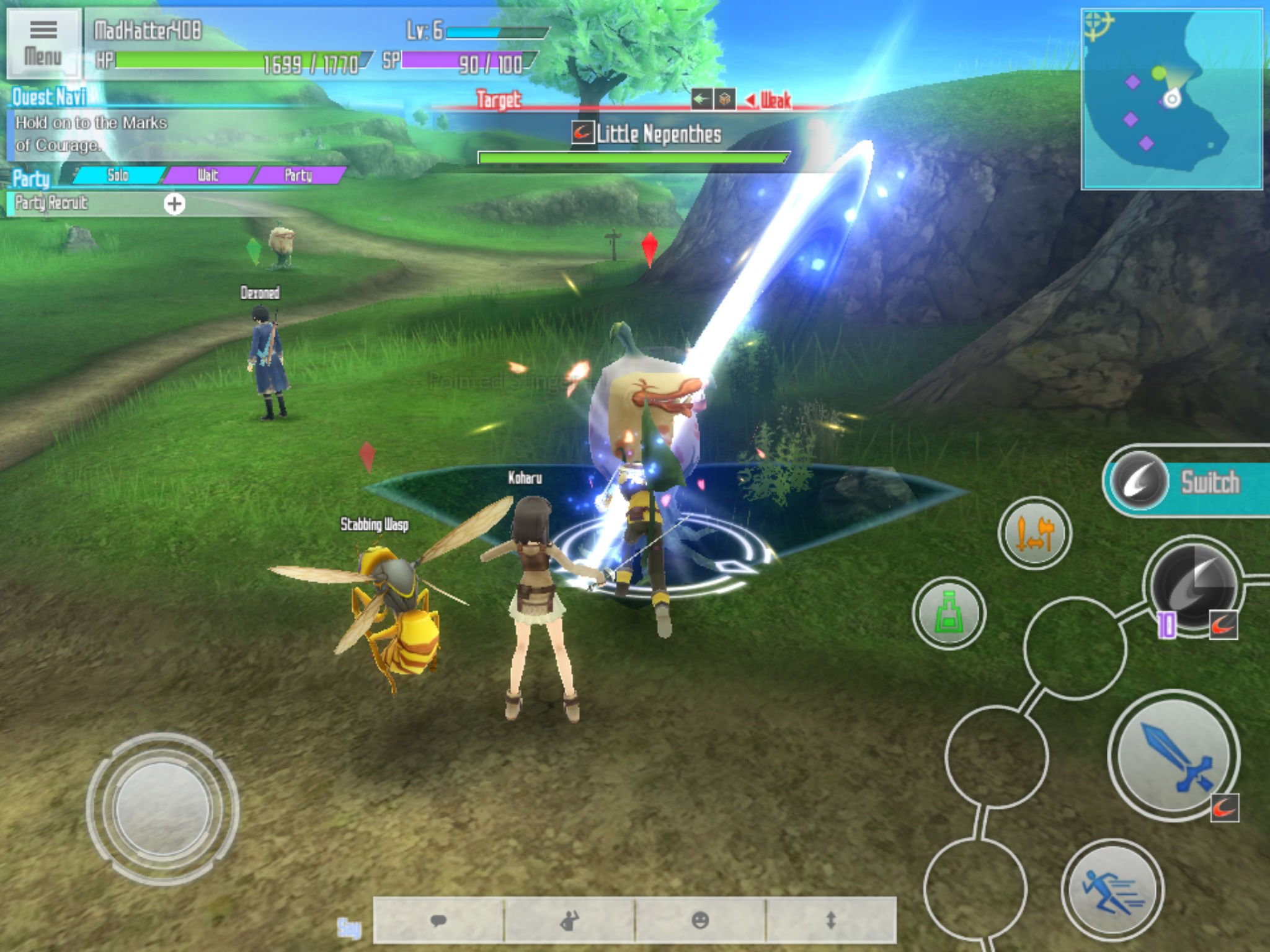 Sword Art Online: Integral Factor' Tips, Cheats and Hacks – TouchArcade