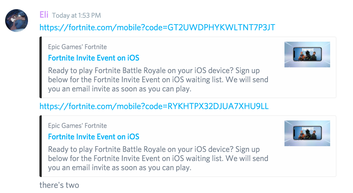 Get 'Fortnite' Mobile Invite Codes for Free on our 'Fortnite