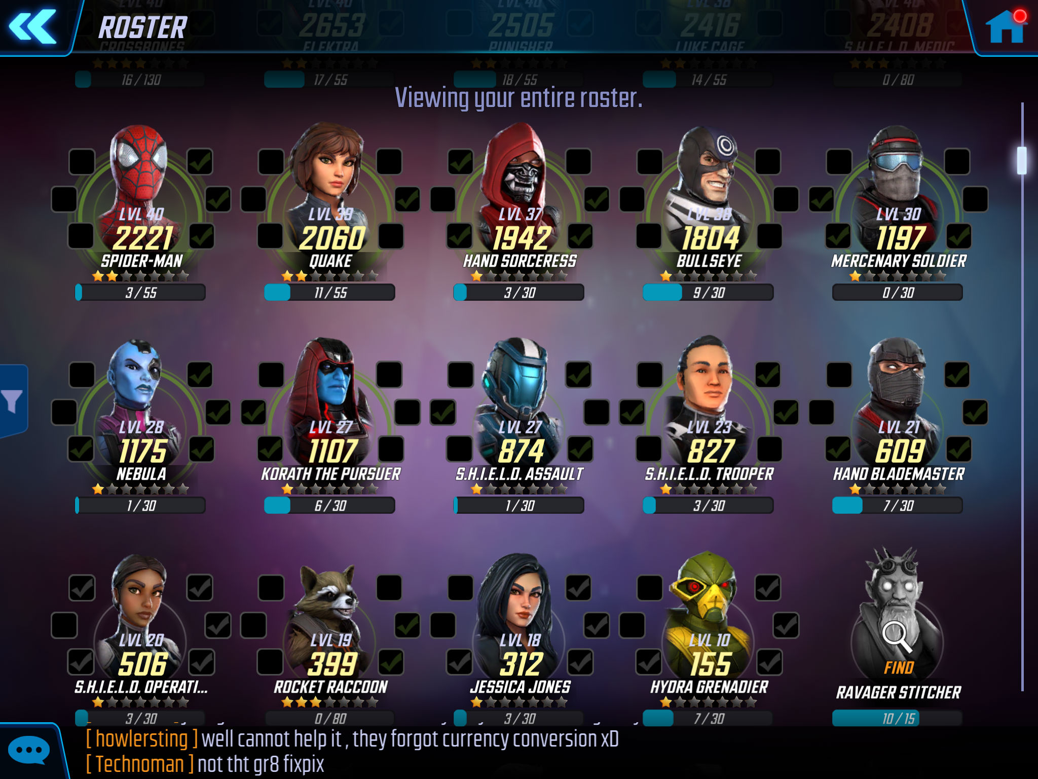 Marvel Strike Force' Guide – How to Assemble a Great Team for Free
