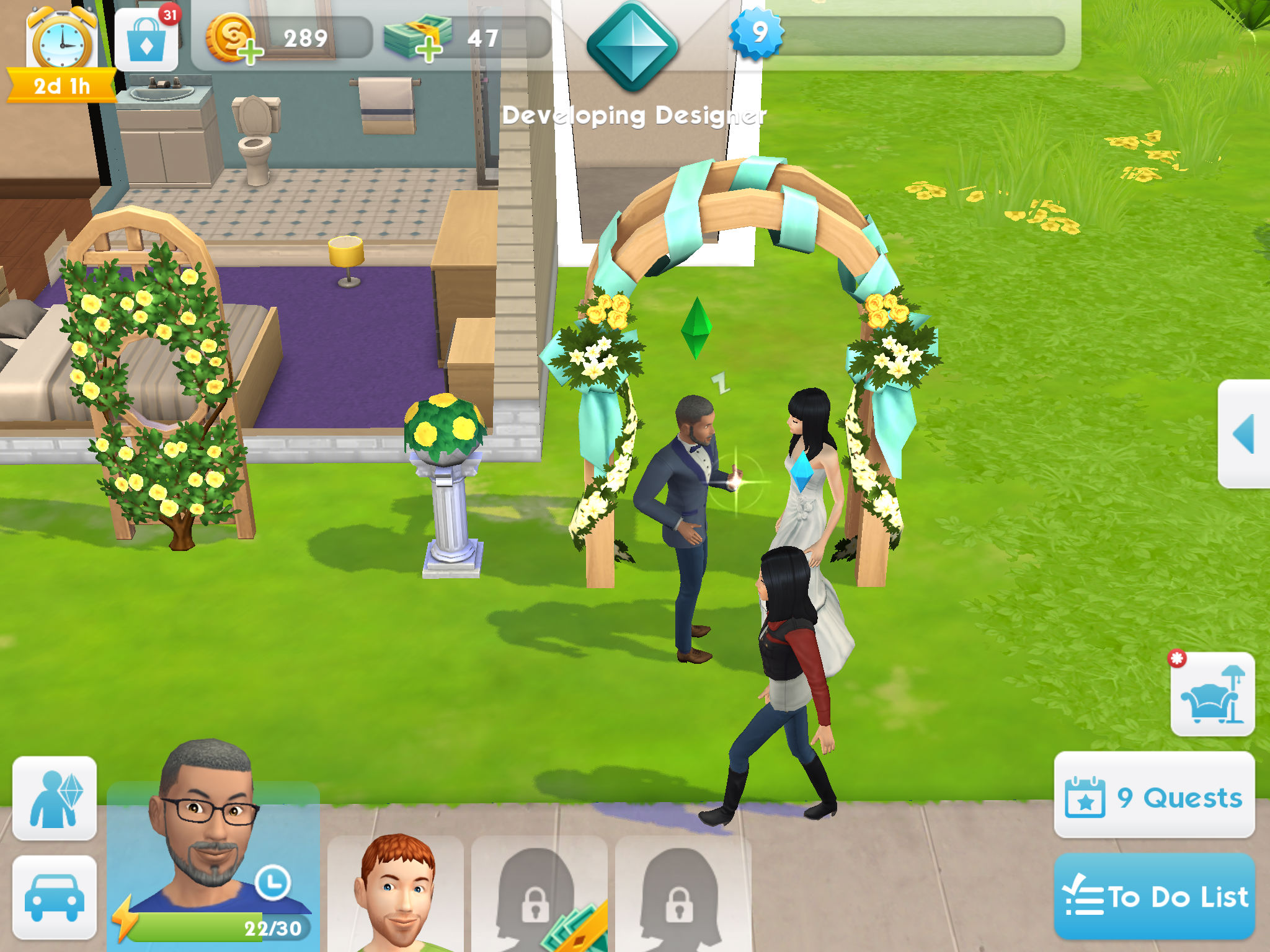 the sims mobile mod apk unlimited money