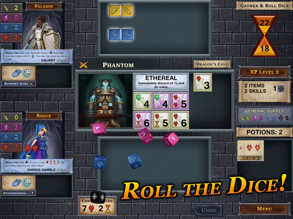 Out Now: 'One Deck Dungeon', 'Pocket Run Pool', 'Sir