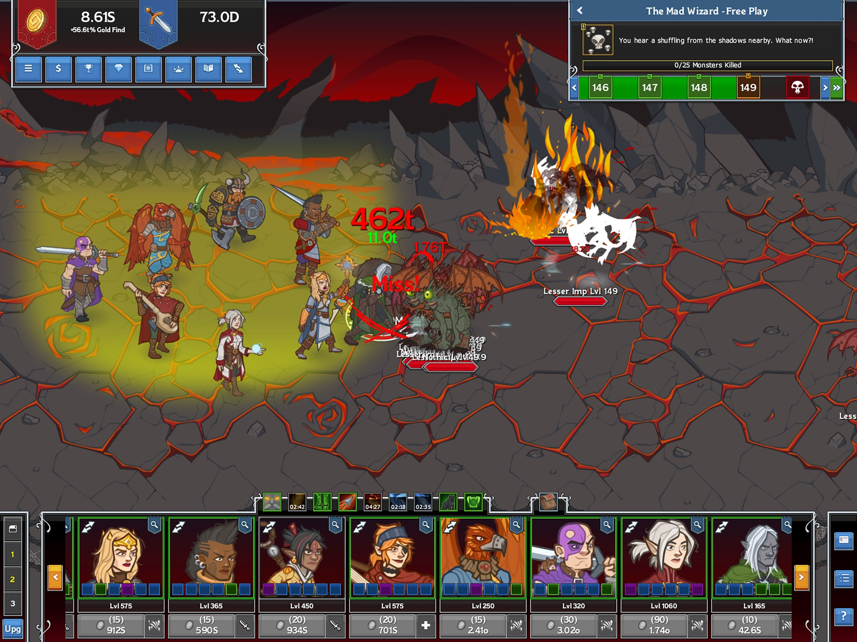 Idle Champions of the Forgotten Realms' Review – The Deepest Clicker