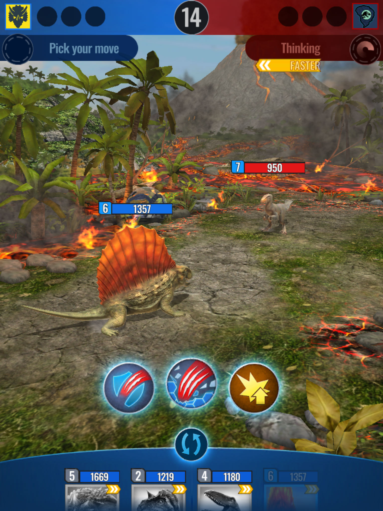 Jurassic World Alive' Guide – How to Create Hybrids, Win