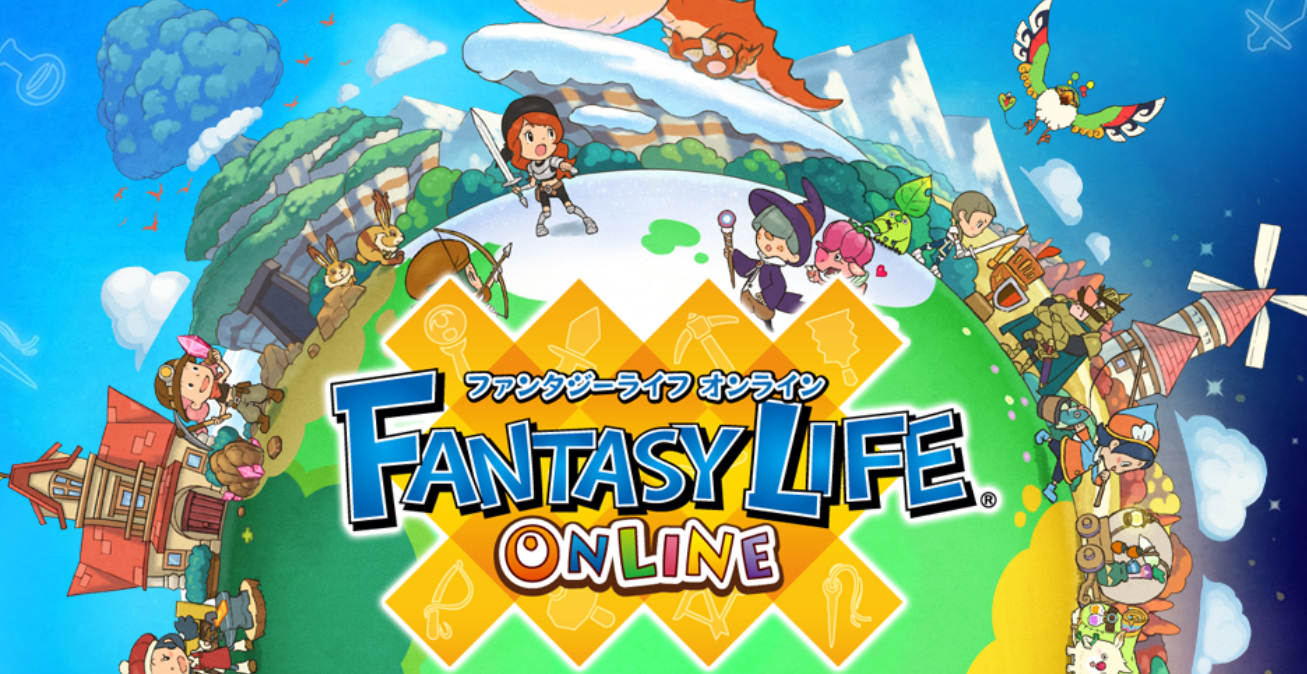 Fantasy Life Online' From Level-5 Finally Has a Release Date