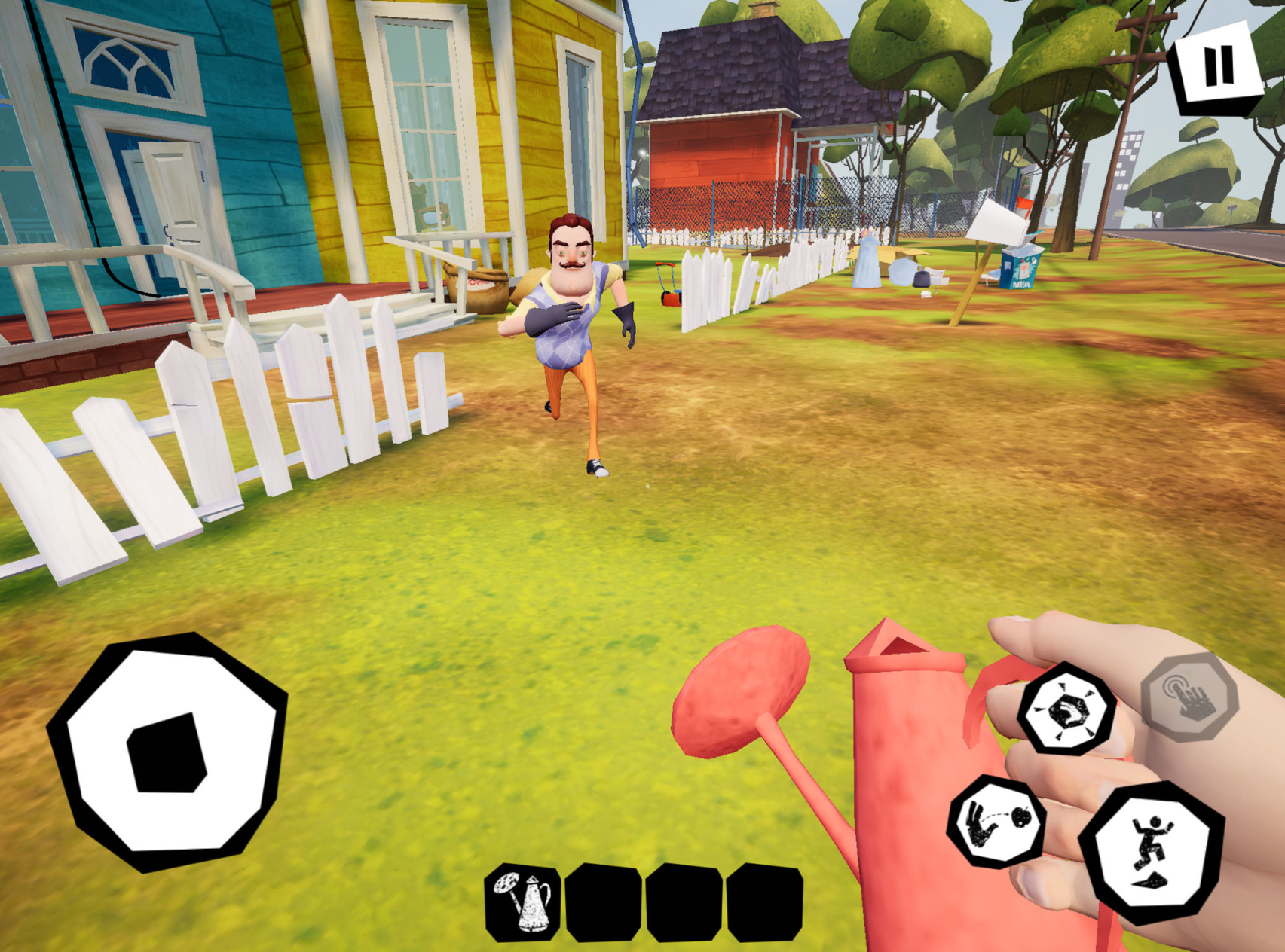 'Hello Neighbor' From tinyBuild Is Up for Pre-order on the App Store Ahead of Its July 26th Release