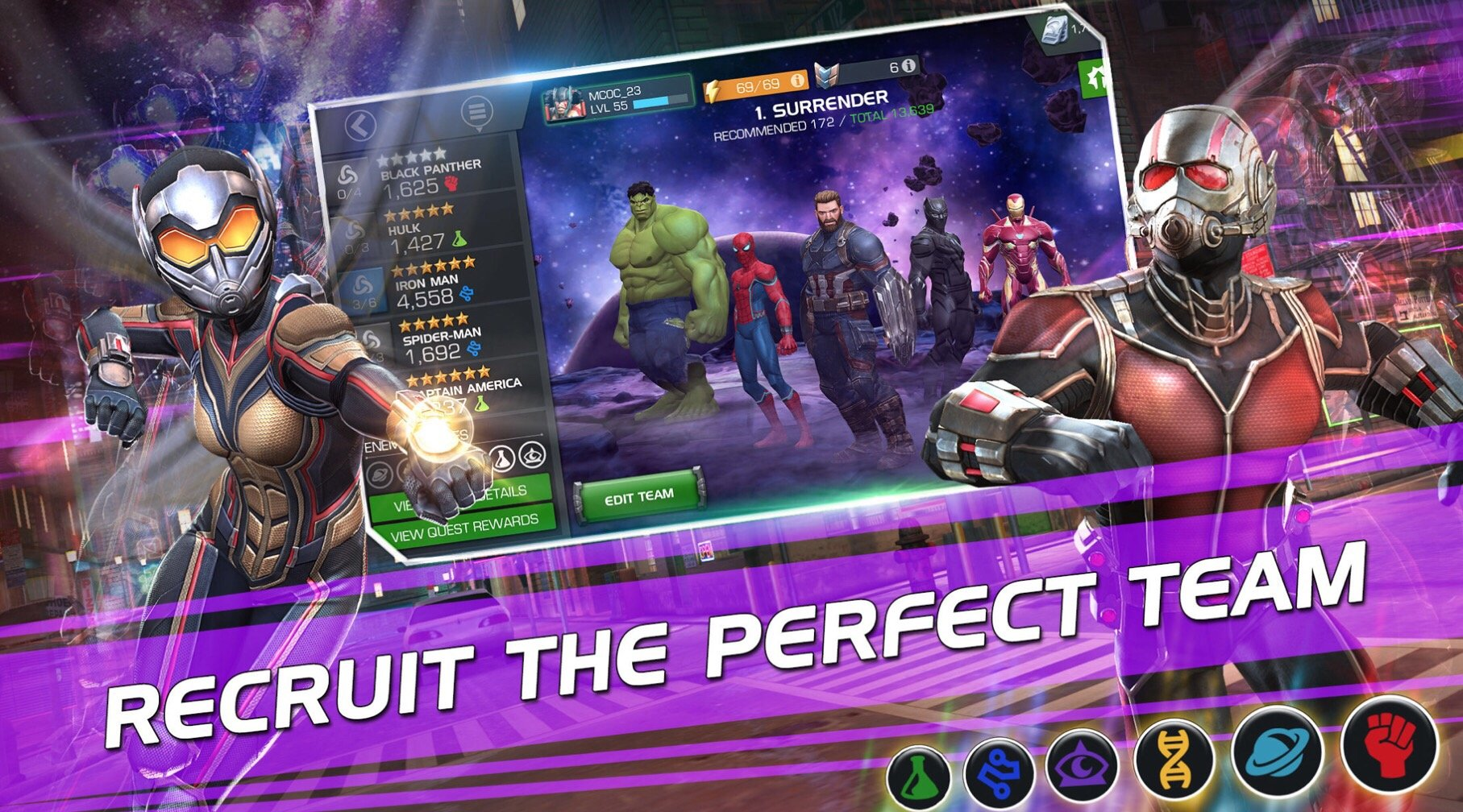 Events Abound in Marvel Games as Marvel's 'Ant-Man and the