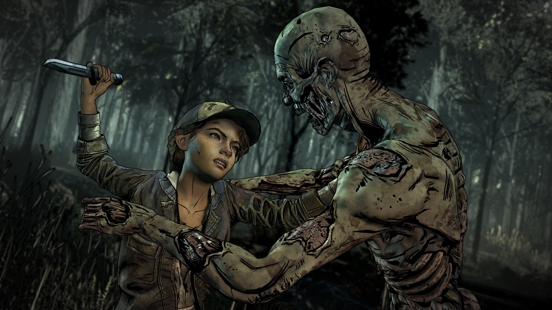 Comic Con Trailer For The Walking Dead The Final Season Hints