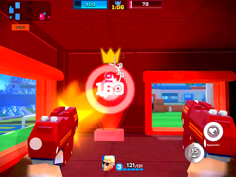 First Impressions: 'FRAG Pro Shooter', the Offspring of 'Overwatch