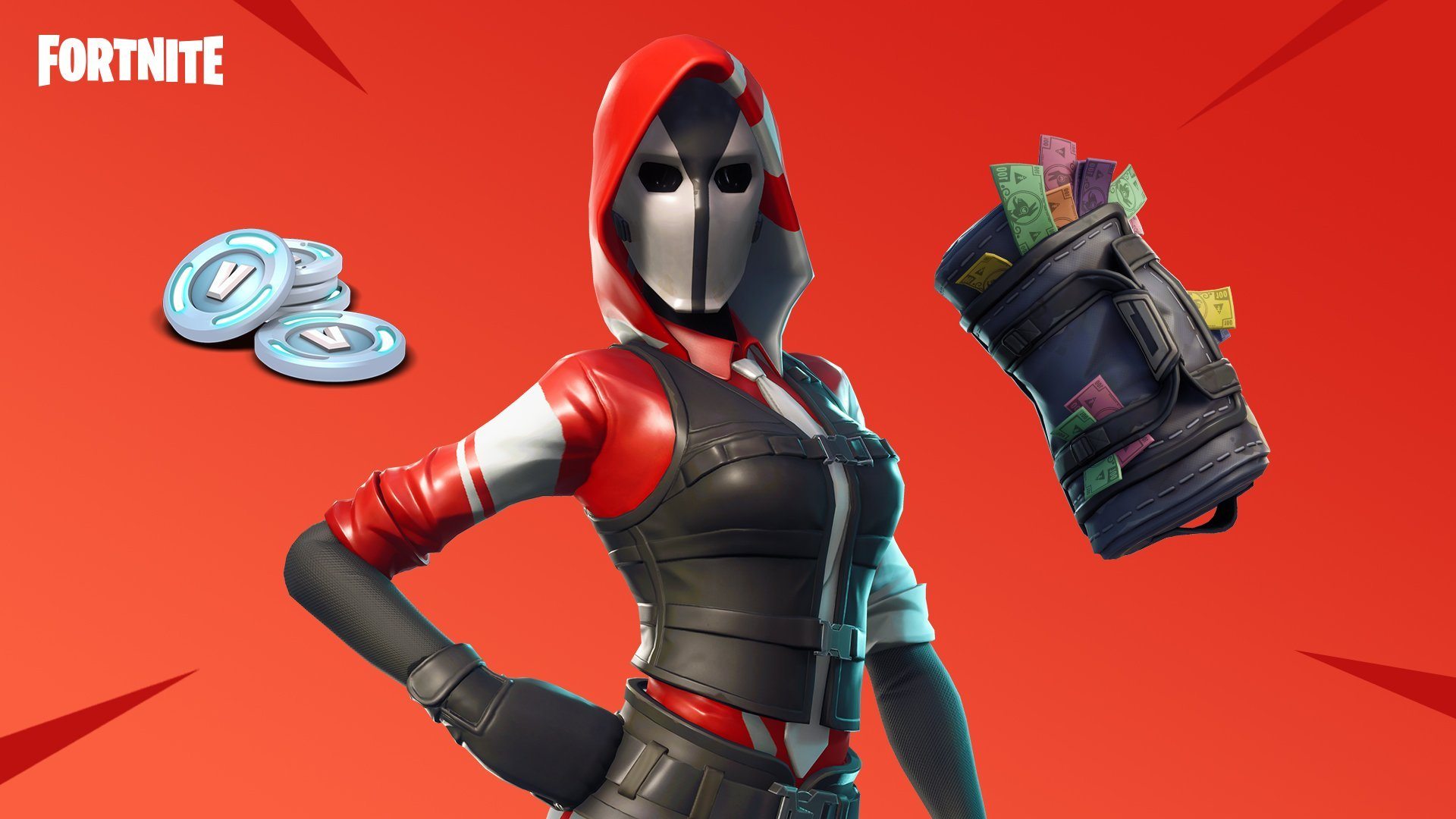 epic games brings another discounted v bucks and cosmetics pack to fortnite - fortnite space set