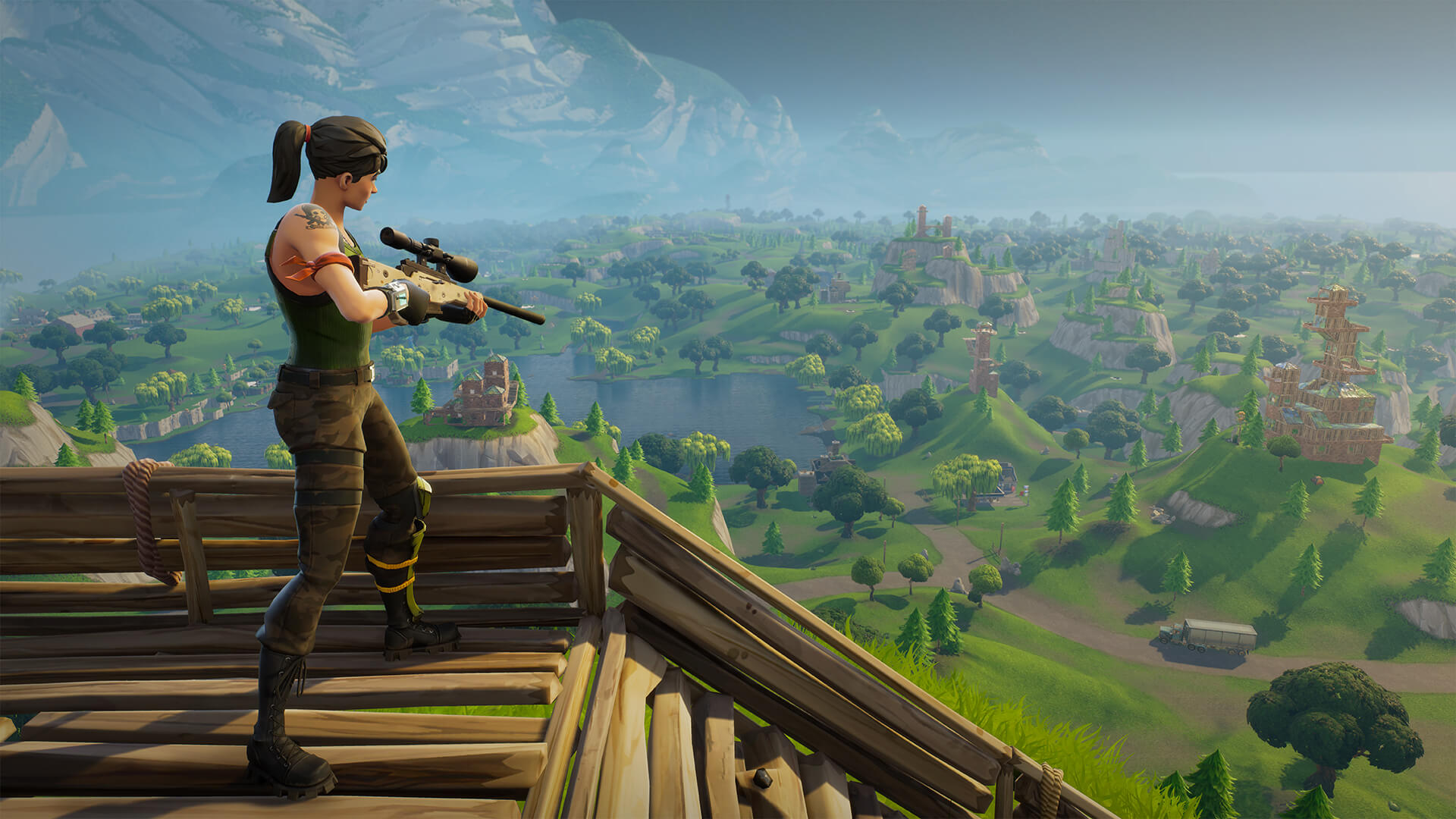 Epic Games Wants To Bring Fortnite Cross Platform Tools To All