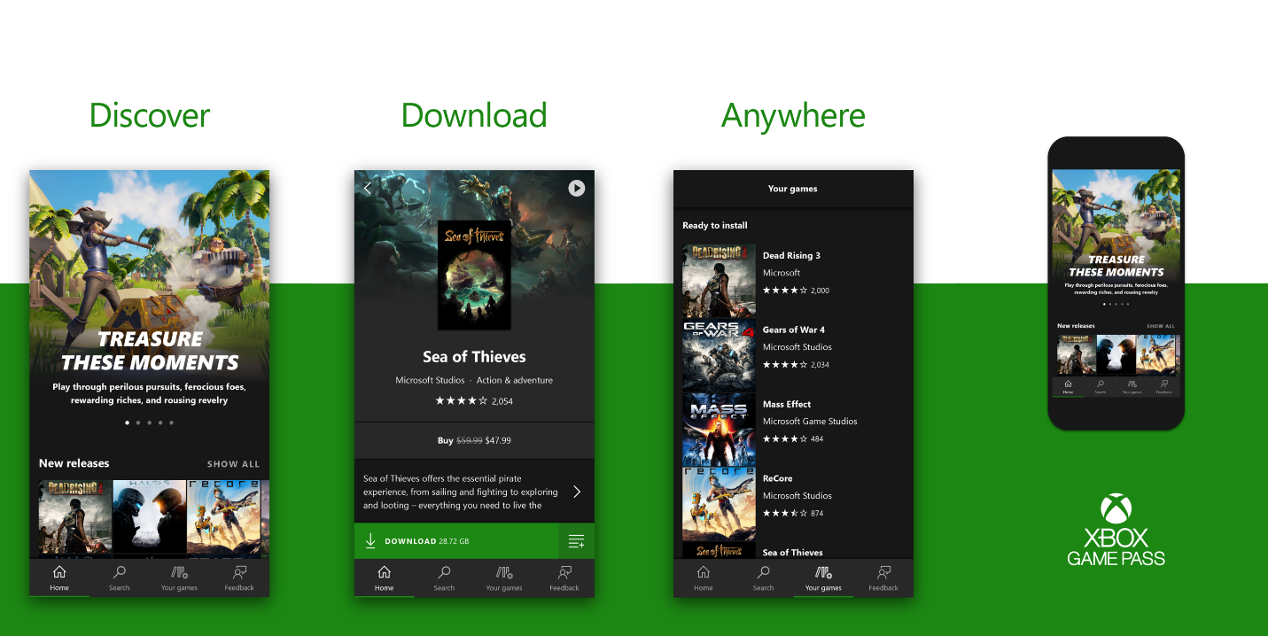 Microsoft's 'Xbox Game Pass' App Is Finally Available On iOS