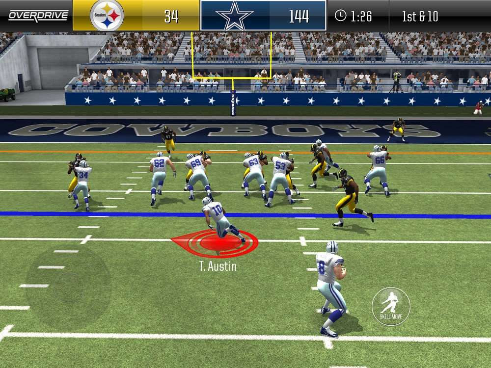 Madden NFL Overdrive' Guide: Get Charged Up to Win More and