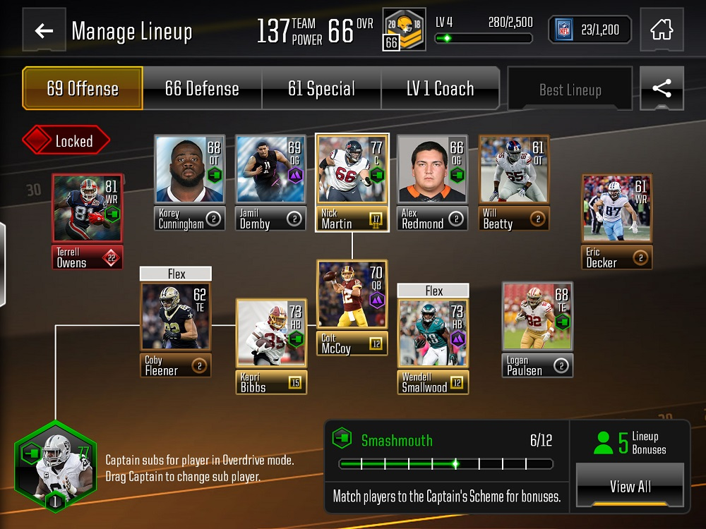 madden nfl overdrive guide get charged up to win more and play