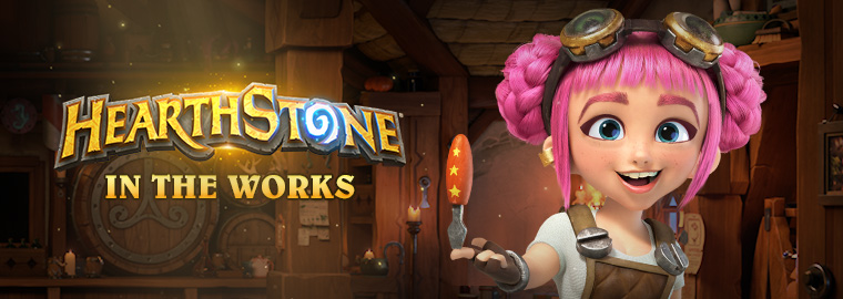 Hearthstone Roundup: In The Works and The Best Decks Right