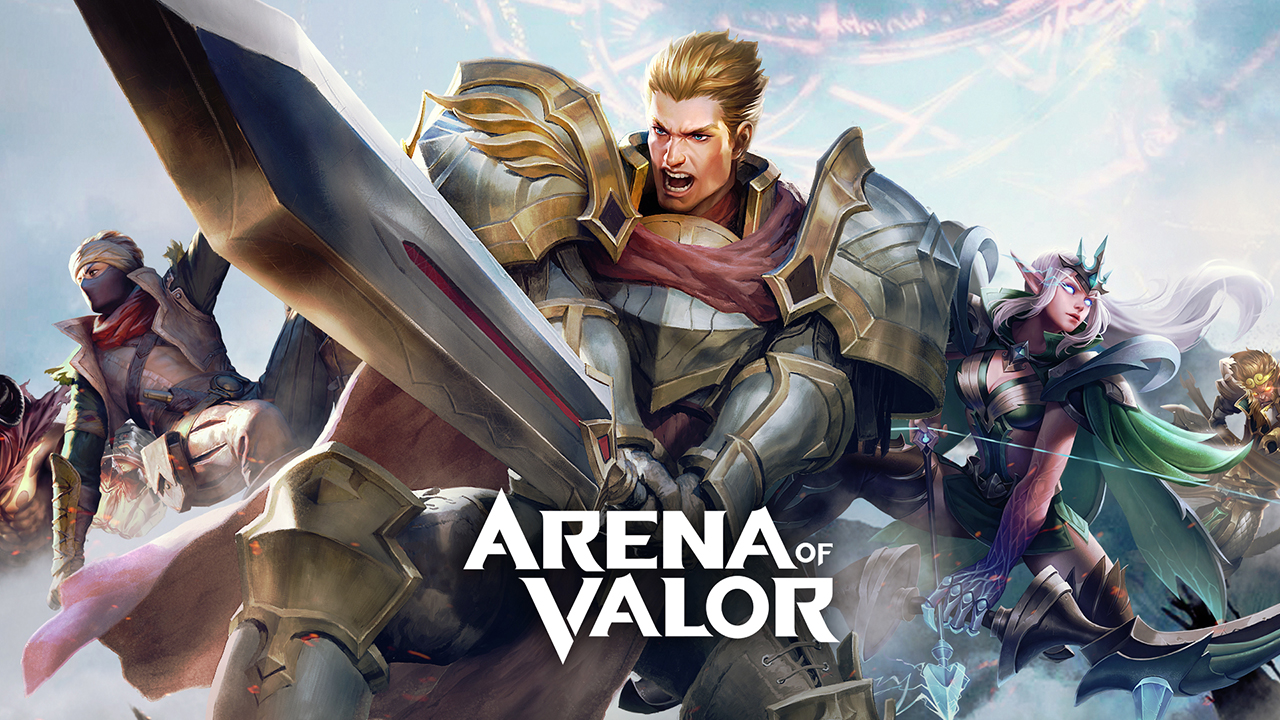Arena of Valor' News: Nintendo Switch Concerns, Reddit AMA