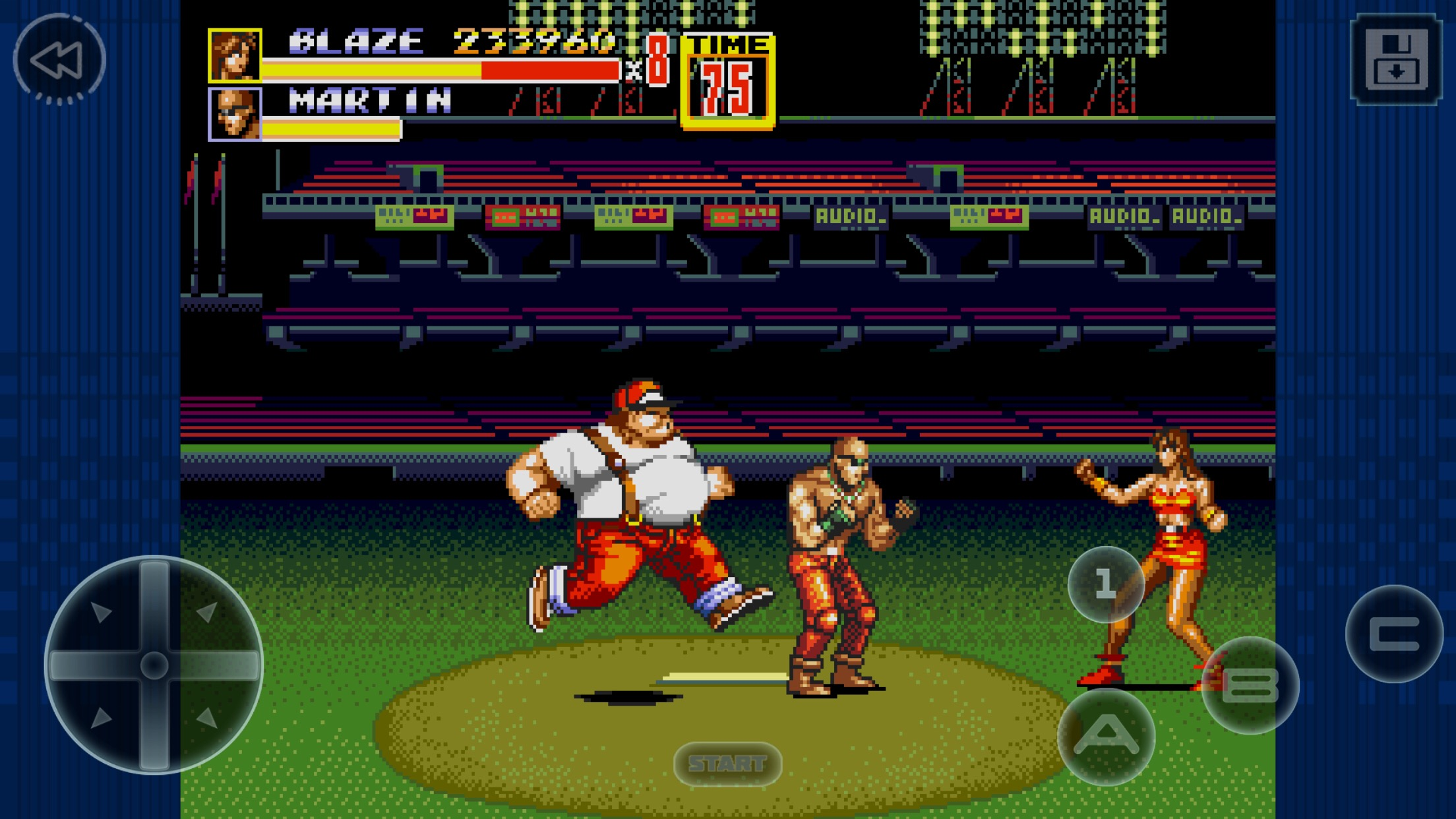 Streets of Rage 2' Review – Welcome to the Next Level