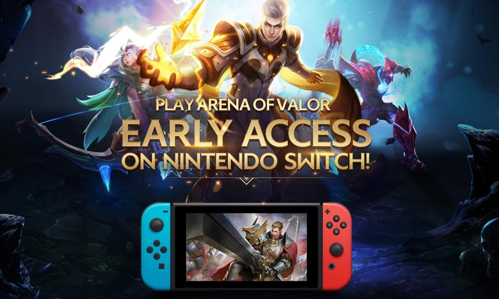 Arena of Valor Nintendo Switch Early Access