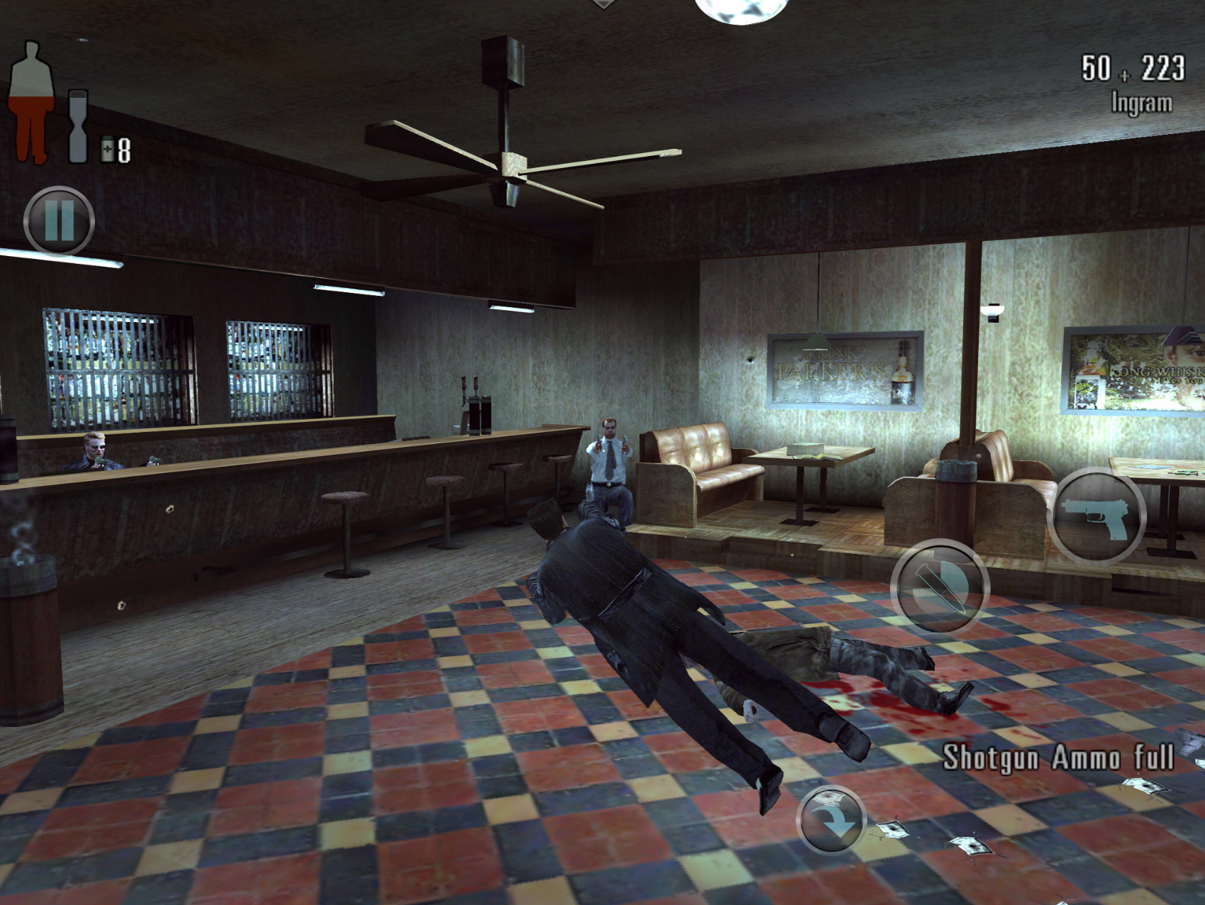 Max Payne Mobile' From Rockstar Games Has Been Updated With