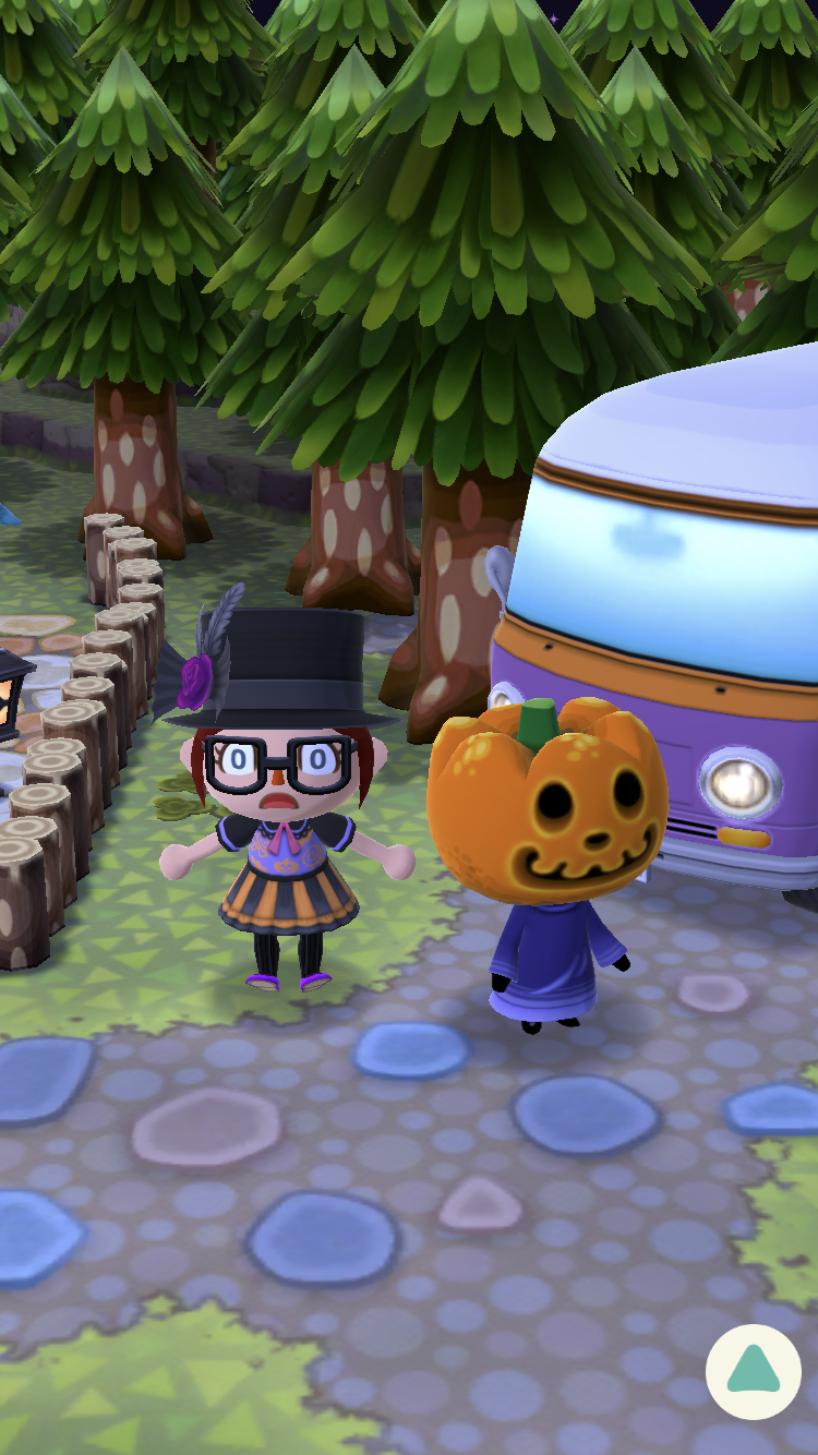Second Week Of Halloween Festivities In Animal Crossing Pocket Camp Brings New Event Rewards Fortune Cookies Toucharcade