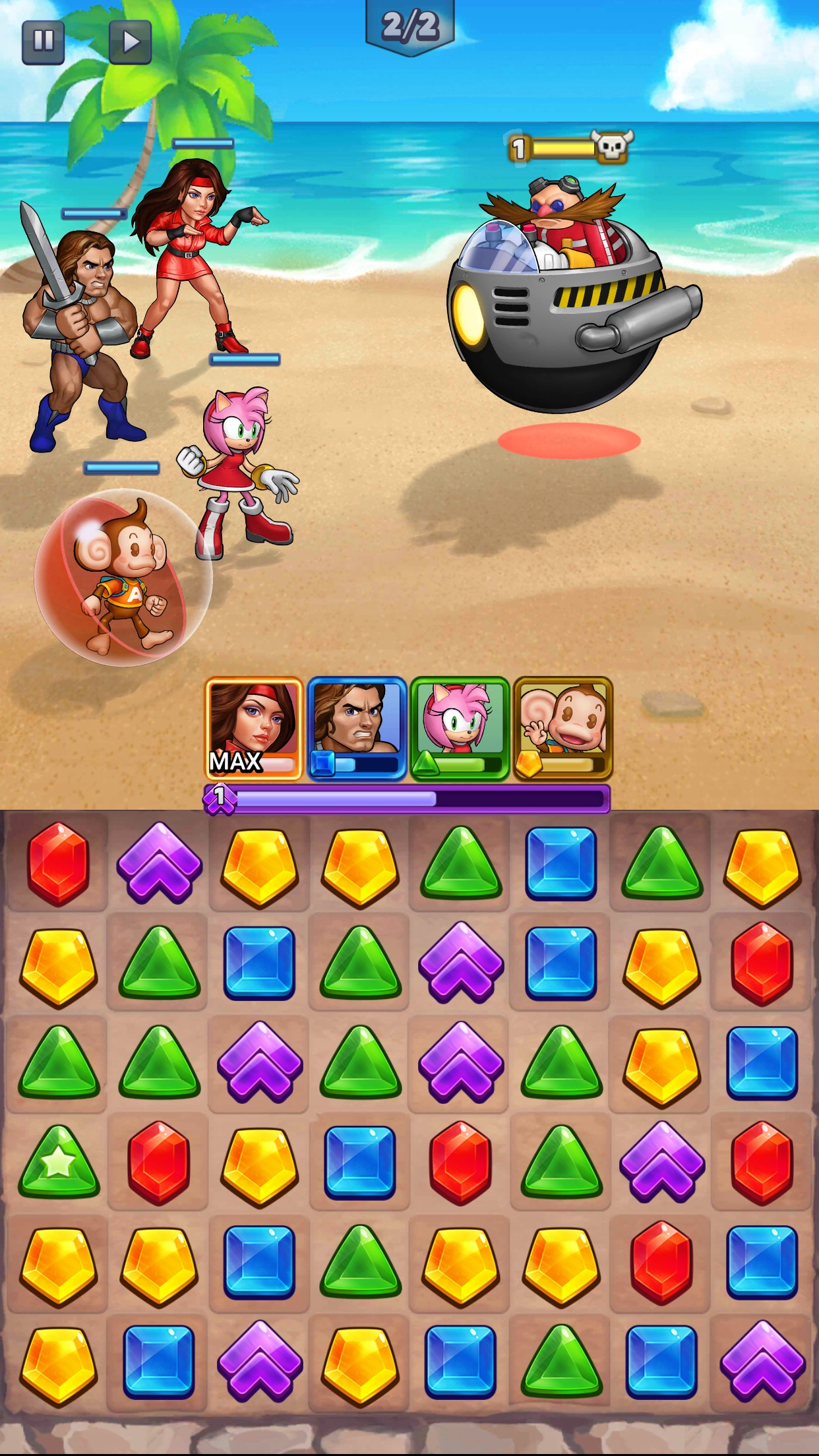 SEGA Heroes' Guide – Tips and Strategies for Winning – TouchArcade