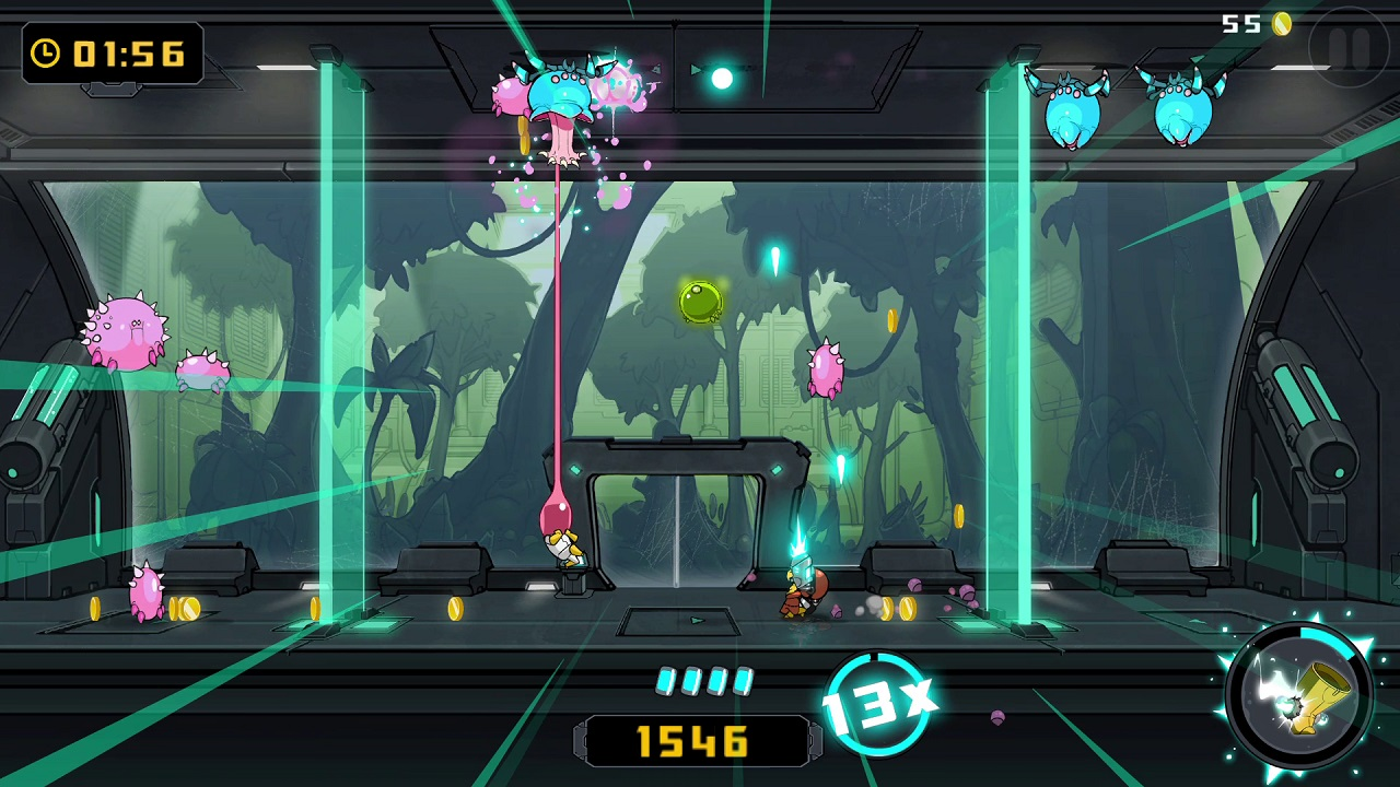 Switcharcade Roundup Nintendo Black Friday Switch Bundle The Bug Three Way Animation Butcher Has Modes Of Play A Story Mode That Slowly Introduces New Enemy Types And Obstacles In Levels Also Includes Some Insanely Tense