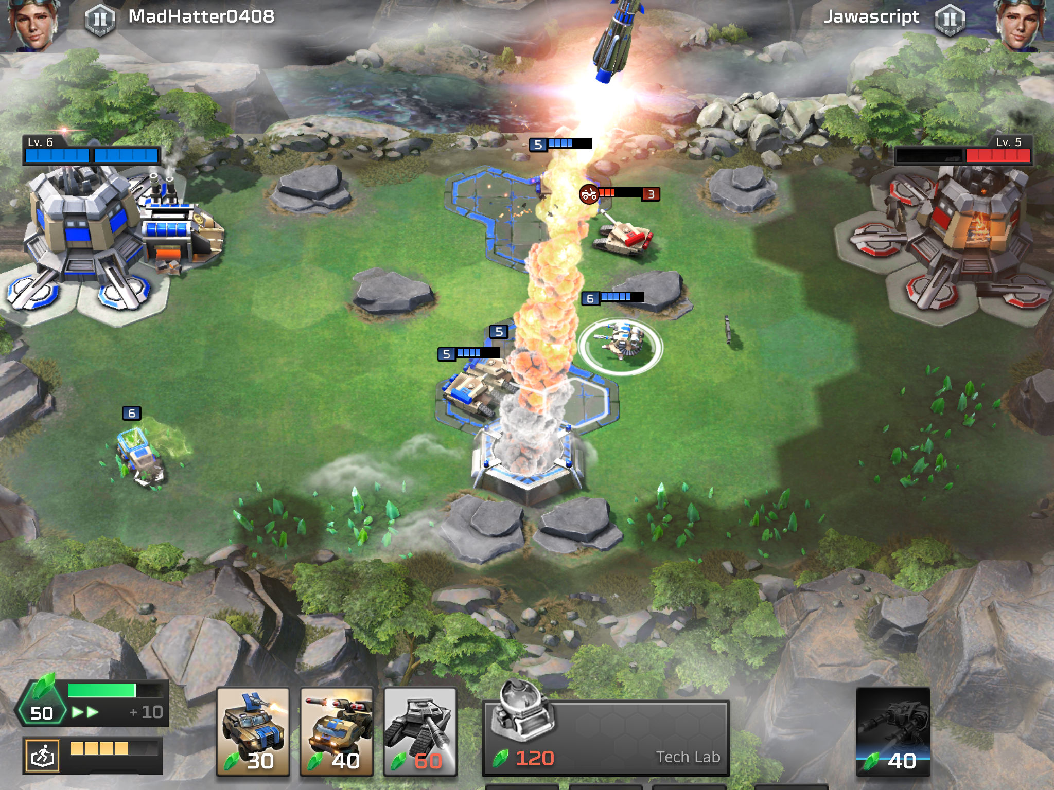 command and conquer rivals download ios