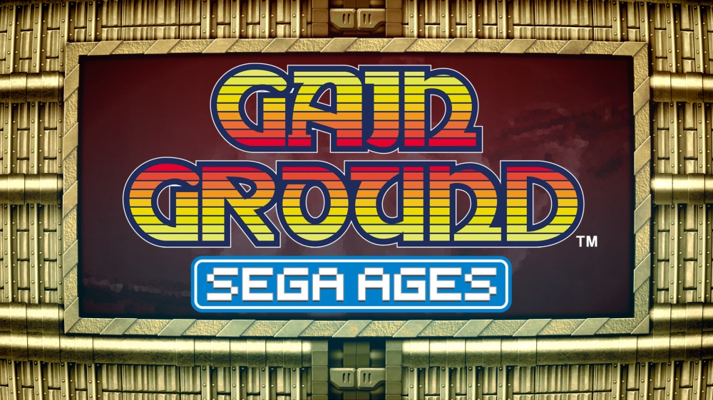 SwitchArcade Round-Up: 'SEGA AGES Gain Ground' Impressions