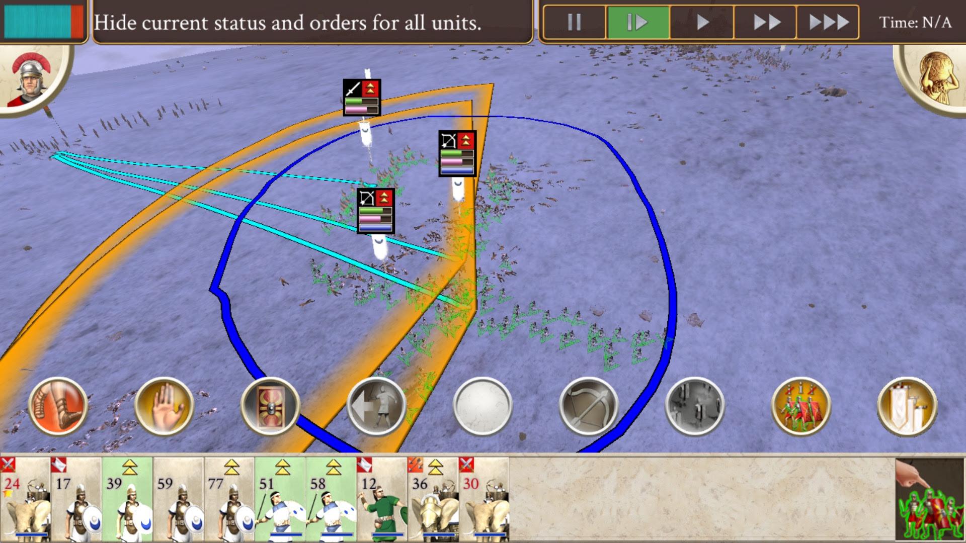 Feral Interactive Details 'ROME: Total War' Version 1.10 ...