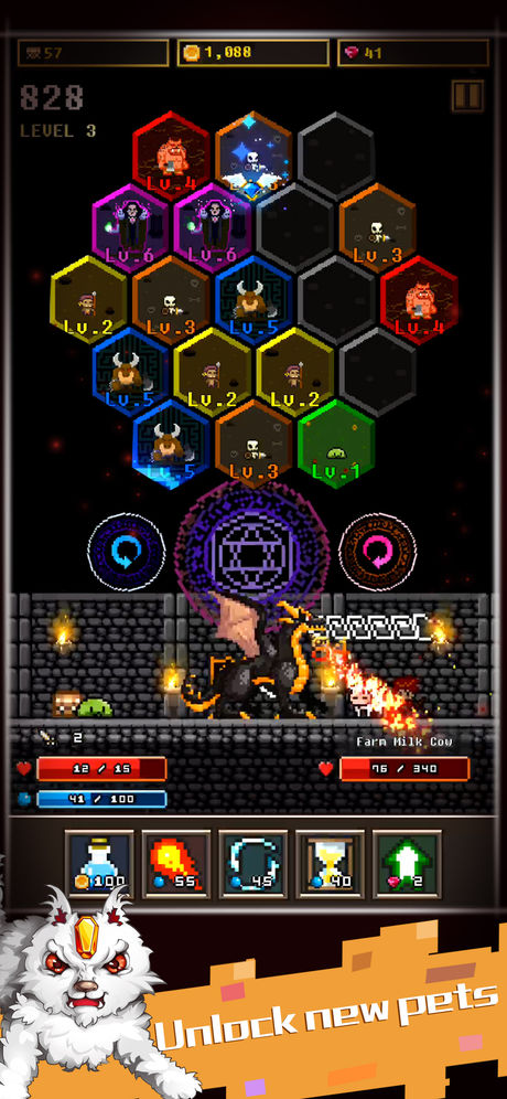 TouchArcade Game of the Week: 'Hexagon Dungeon' – TouchArcade