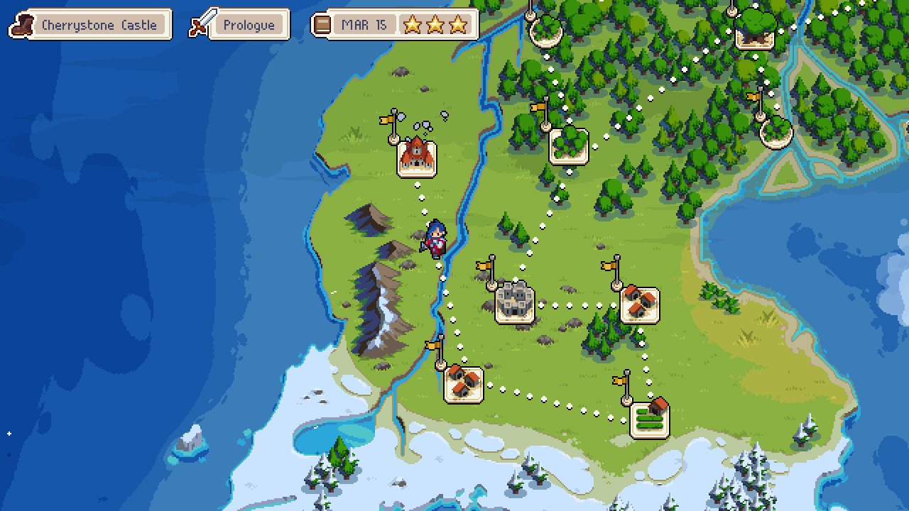 SwitchArcade Round-Up: 'Wargroove' and 'Downwell' Reviews