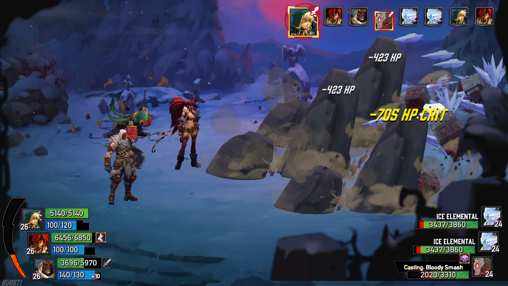 Battle Chasers: Nightwar' Is Coming to iOS and Android This Summer