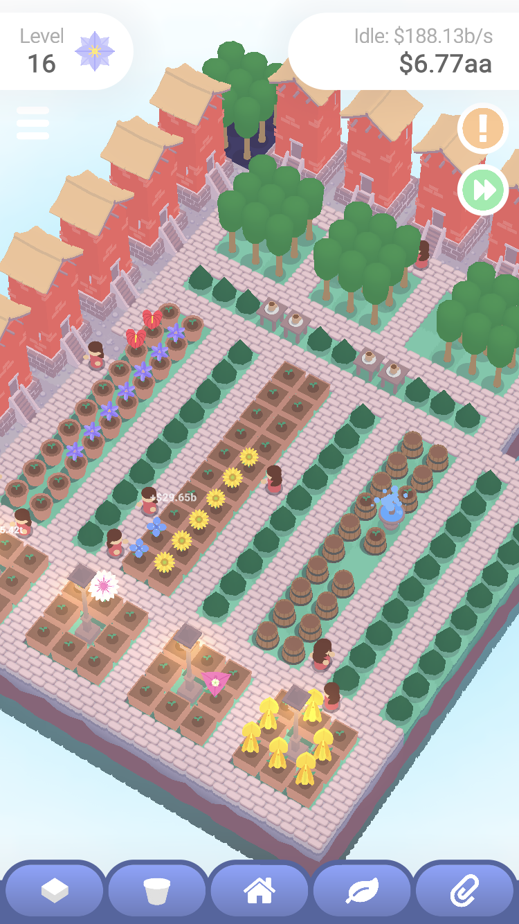 Sprout: Idle Garden' Review – An Idle Clicker That Lets You Pick And