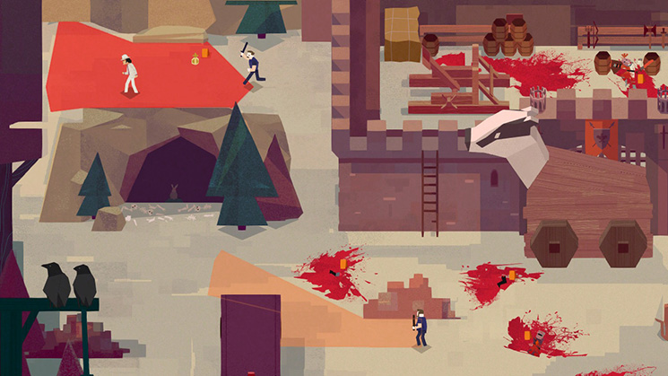 Crime Scene Cleanup Game 'Serial Cleaner' Finally Has a Release Date