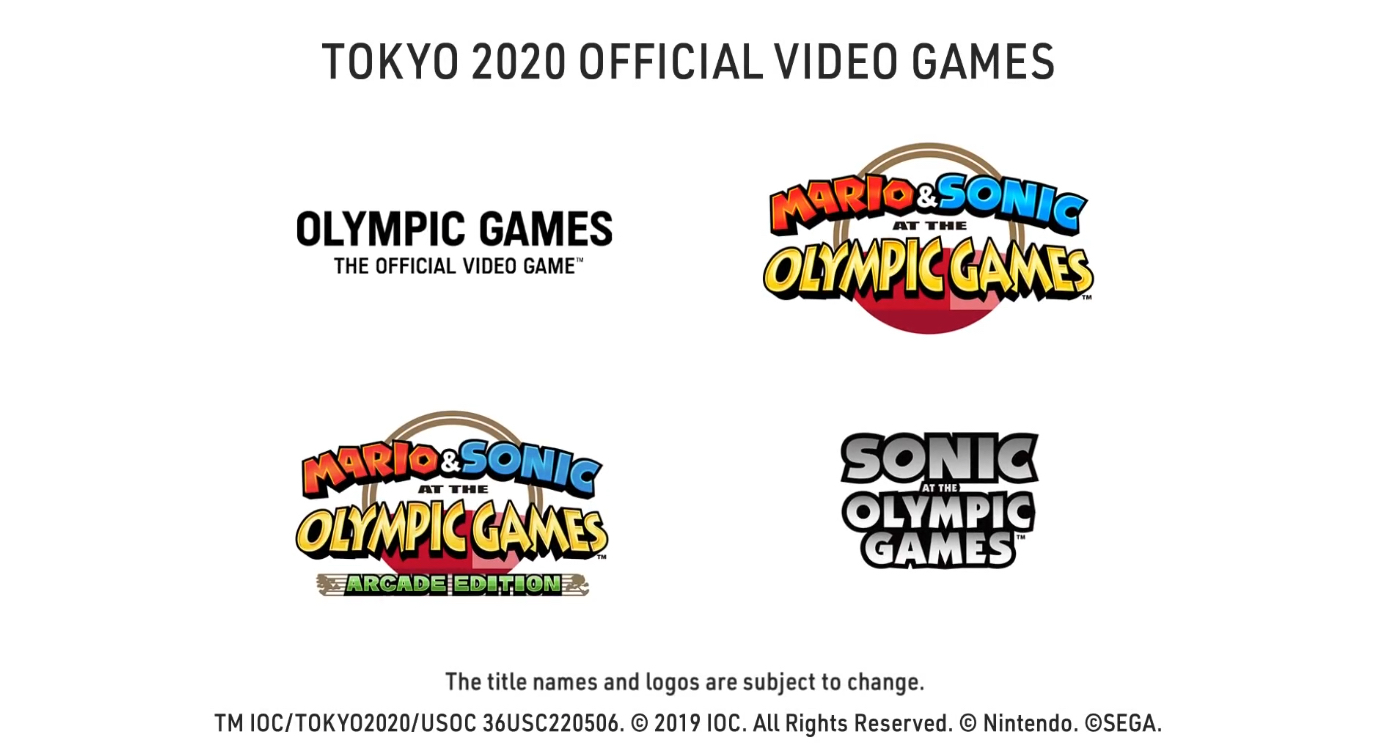 SEGA Announces 'Sonic At The Olympic Games' for iOS and