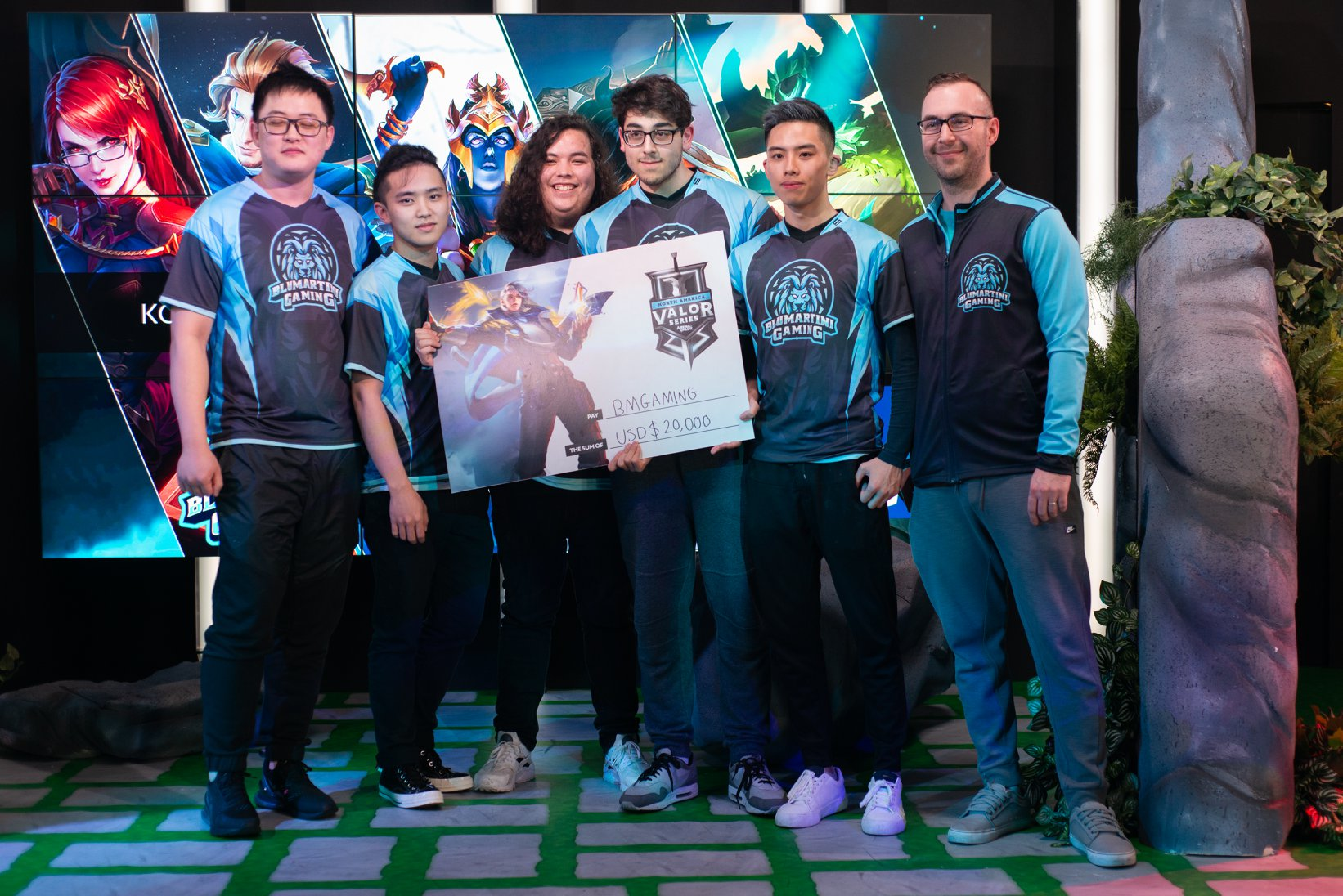 photo of 'Arena of Valor' News: BMG Head To Vietnam, Jump Tears Up, And The Spanish Get Mad image