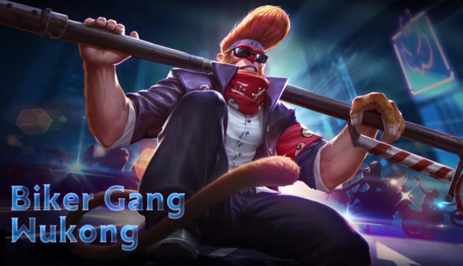 Biker Gang Wukong skin release date