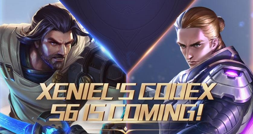 Xeniel's Codex chapter 6 release date rewards