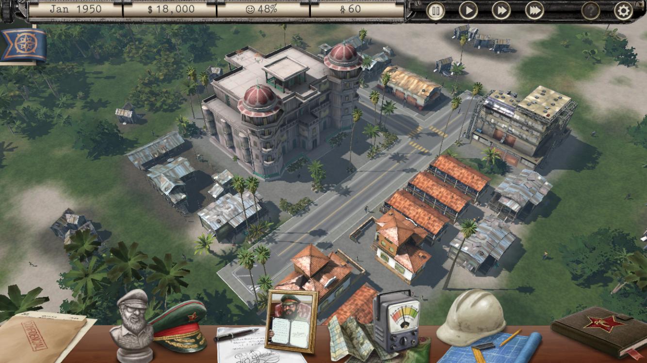 Tropico' Review – Be El Presidente Anywhere – TouchArcade