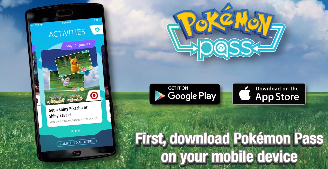 The Pokemon Company Just Released 'Pokemon Pass' on iOS and Android